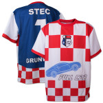 Grunwald Budziwój komplet piłkarski