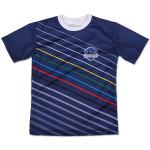 akademia 2012 koszulka pilkarska przód